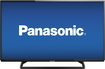"Panasonic - 40"" Class (39-1/2"" Diag.) - LED - 1080p - Smart - HDTV - Black"