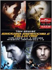 Mission: Impossible Quadrilogy: With Movie Money (dvd) 7335389