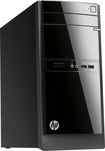 HP - Desktop - Intel Core i3 - 4GB Memory - 1TB Hard Drive - Gray