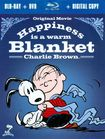 Happiness Is A Warm Blanket, Charlie Brown [blu-ray] 7344311