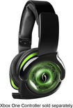 PDP - Afterglow Karga Wired Headset for Xbox One - Black/Green