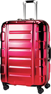 "Samsonite - Cruisair Bold 26"" Spinner Upright Suitcase - Burgundy"