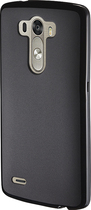 Insignia™ - Softshell Case for LG G3 Cell Phones - Black
