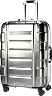 "Samsonite - Cruisair Bold 26"" Spinner Upright Suitcase - Silver"
