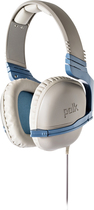 Polk Audio - Striker Wired Stereo Gaming Headset for Xbox One - Blue