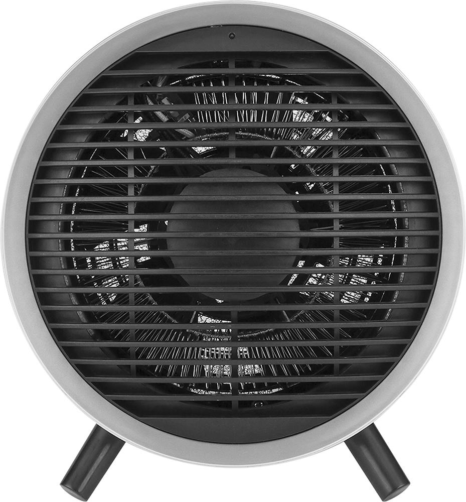 Insignia™ - Portable Wire Heater - Black/Gray