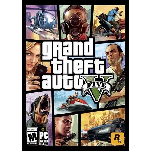 Grand Theft Auto V - Windows Game