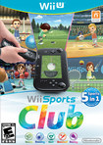 Wii Sports Club - Nintendo Wii U