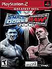 WWE SmackDown! Vs. RAW 2006 Greatest Hits - PlayStation 2