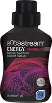 SodaStream - Cranberry Energy Sodamix
