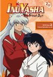 Inu Yasha: The Final Act - Set 2 [2 Discs] (dvd) 7380072