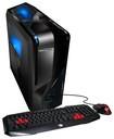 iBUYPOWER - Desktop - Intel Core i7 - 8GB Memory - 1TB Hard Drive + 120GB Solid State Drive - Black/Blue