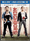 Neighbors (Blu-ray Disc) (2 Disc) (Ultraviolet Digital Copy) (Eng/Spa/Fre) 2014