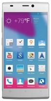 Blu - Vivo IV Cell Phone (Unlocked) - White/Silver