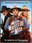 A Million Ways to Die in the West (DVD) (Eng/Spa/Fre) 2014
