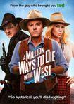 A Million Ways To Die In The West (dvd) 7383481