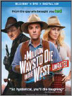 A Million Ways to Die in the West (Blu-ray Disc) (2 Disc) (Eng/Spa/Fre) 2014