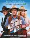 A Million Ways To Die In The West [2 Discs] [includes Digital Copy] [ultraviolet] [blu-ray/dvd] 7383507