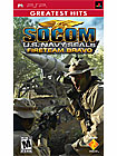 SOCOM: U.S. Navy SEALs Fireteam Bravo Greatest Hits - PSP