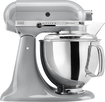 KitchenAid - Artisan Series Tilt-Head Stand Mixer - Metallic Chrome