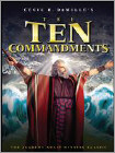 The Ten Commandments (DVD) (Enhanced Widescreen for 16x9 TV) (Eng/Fre/Spa/Por) 1956