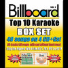 Billboard Top 10 Karaoke 1 - CD - Various Box