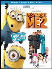 Despicable Me 2: With Movie Money (Blu-ray Disc) (2 Disc) (Ultraviolet Digital Copy) (Eng/Fre/Spa) 2013