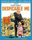 Despicable Me [3 Discs] [includes Digital Copy] [ultraviolet] [blu-ray/dvd] 7390036