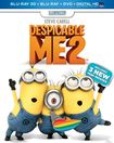 Despicable Me 2 [2 Discs] [3d] [includes Digital Copy] [ultraviolet] [blu-ray/dvd] [2013] 7390105