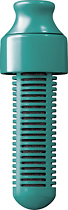 bobble - Replacement Carbon Filter - Dark Teal
