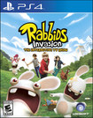 Rabbids Invasion: The Interactive TV Show - PlayStation 4