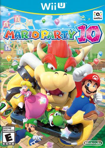 Mario Party 10 - Nintendo Wii U