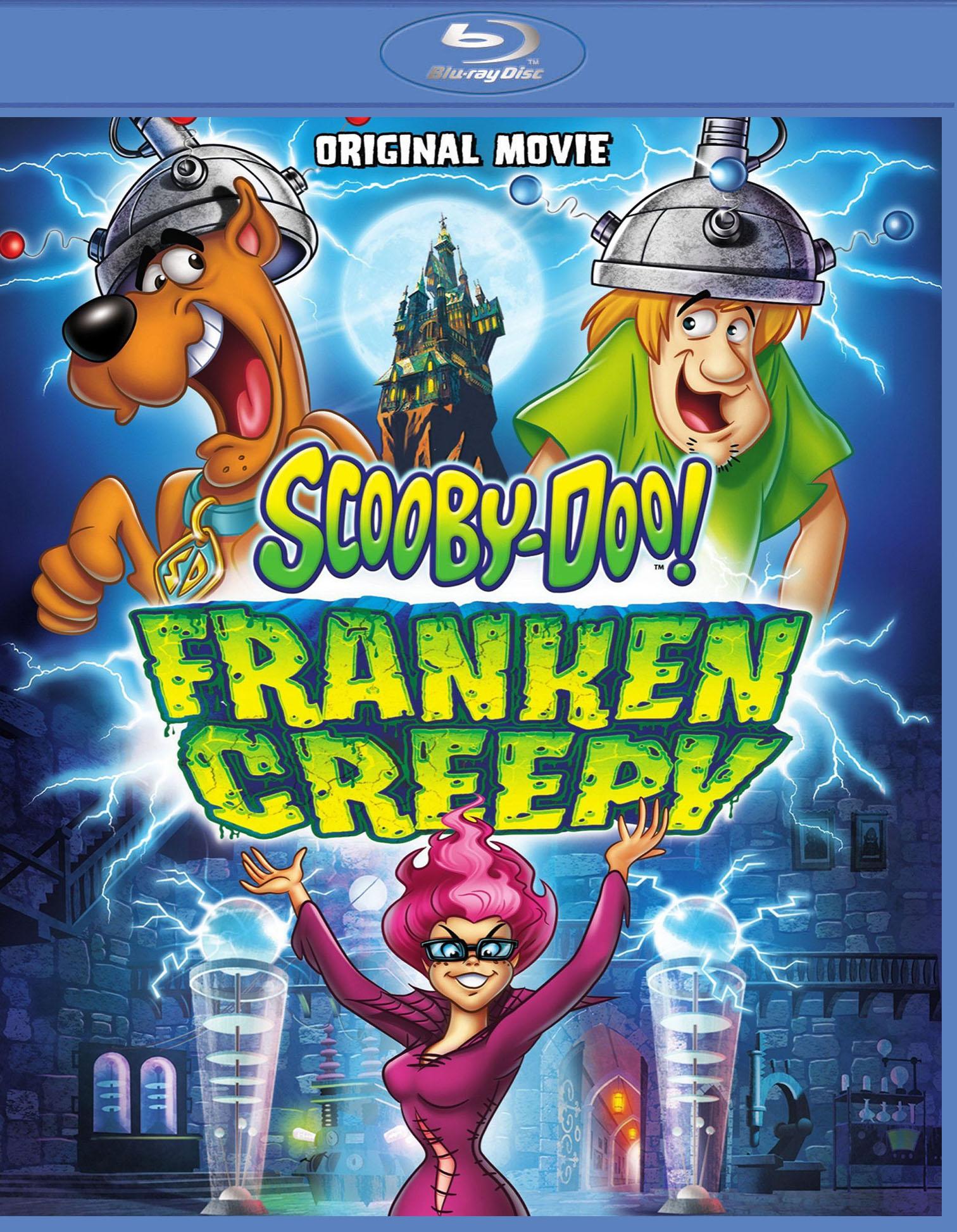 Scooby-doo!: Frankencreepy [2 Discs] [blu-ray/dvd] 7425288