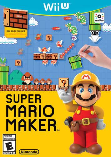 Click here for Super Mario Maker - Nintendo Wii U prices