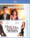 Date Night/mr. & Mrs. Smith [blu-ray] 7428543