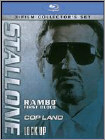 Stallone: Cop Land/First Blood/Lock Up [3 Discs] [Blu-ray] (Blu-ray Disc) (Eng)