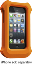 LifeProof - LifeJacket for Apple® iPhone® 5 and 5s - Orange