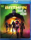 Batman: Assault On Arkham [includes Digital Copy] [ultraviolet] [blu-ray/dvd] 7432011