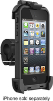 LifeProof - Bike and Bar Mount for Select Apple® iPhone® 5 Cases - Black
