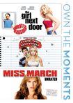 The Girl Next Door/i Love You, Beth Cooper/miss March (dvd) 7432097