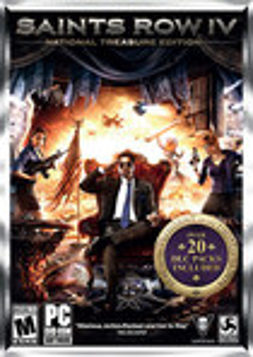 Saints Row IV: National Treasure Edition - Windows