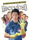Scrubs: The Complete Second Season [3 Discs] (dvd) 7438579