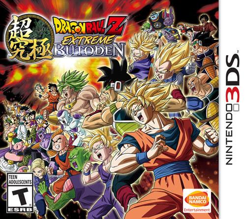 Dragon Ball Z: Extreme Butoden - Nintendo 3ds 7441009