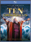 The Ten Commandments (Blu-ray Disc) (Eng/Fre/Spa/Por) 1956
