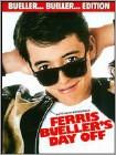 Ferris Bueller's Day Off (DVD) (Eng/Fre) 1986
