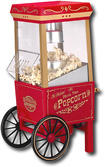 Nostalgia Electrics - Old-Fashioned Movie Time Popcorn Maker - Red/Gold