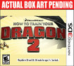 How to Train Your Dragon 2 - Nintendo 3DS