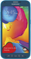Samsung - Galaxy S 5 Sport (Rugged GS5) Cell Phone - Sport Blue (Sprint)