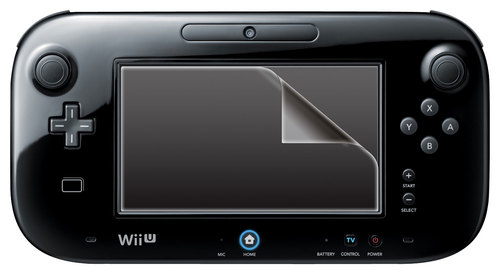 HORI - Precision Screen Filter for Nintendo Wii U
