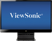 "ViewSonic - 27"" IPS LED HD Monitor - Black"